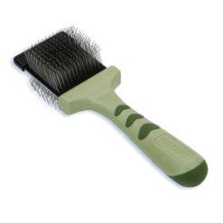 Safari Cat Flexible Slicker Brush with Stainless Steel Pins