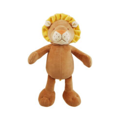 Simply Fido Organic Plush Leo Lion Pet Toy
