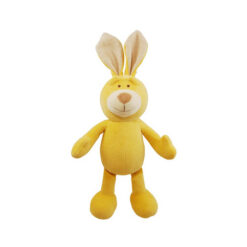 Simply Fido Organic Plush Lucy Bunny Pet Toy
