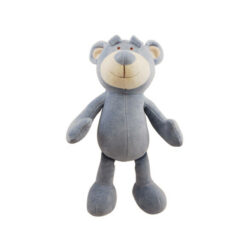 Simply Fido Organic Plush Wally Bear Pet Toy