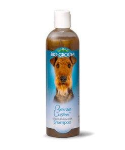 Bio-Groom Bronze Lustre Color Enhancer Pet Shampoo