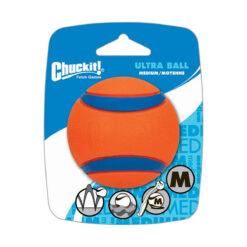 Chuckit! Ultra Rubber Ball Medium
