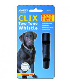 Clix Two Tone Whistle Small