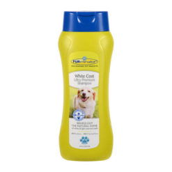 FURminator White Coat Ultra Premium Shampoo For Dogs