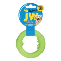 JW Pet Big Mouth Single Ring Dog Toy