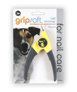 JW Pet Gripsoft Deluxe Dog Nail Trimmer
