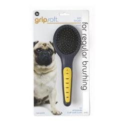 JW Pet Gripsoft Small Pin Brush