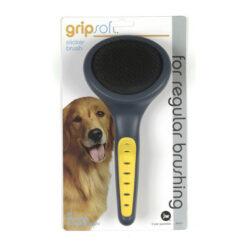 JW Pet Gripsoft Slicker Brush