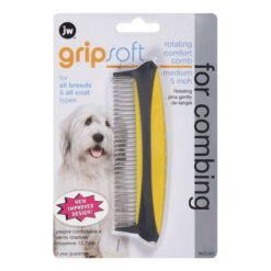 JW Pet Rotating Medium Comfort Comb