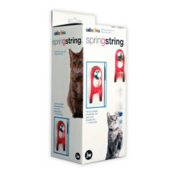 JW Pet Cataction Spring String Cat Toy