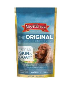 The Missing Link Original Skin & Coat Superfood Dog Supplement