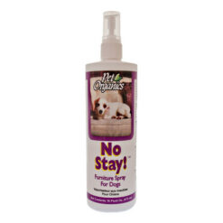 NaturVet Pet Organics No Stay! Furniture Spray for Dogs