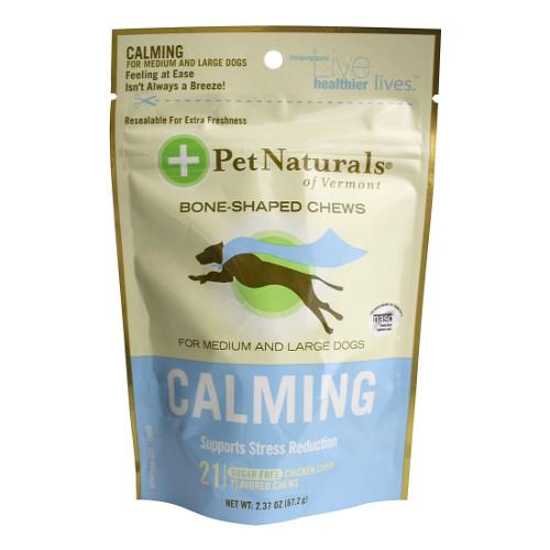 Pet Naturals of Vermont Calming Dog Chews