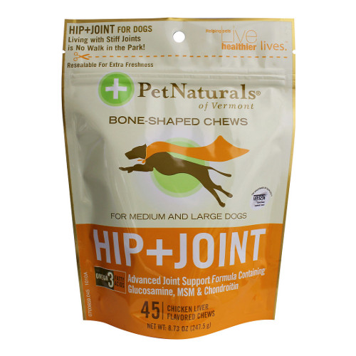 Pet Naturals of Vermont Hip + Joint Dog Chews