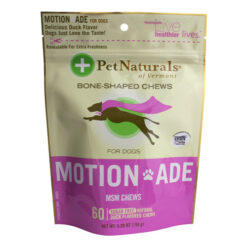 Pet Naturals of Vermont Motion-Ade MSM Dog Chews