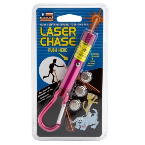 Petsport USA Laser Chase Cat Toy