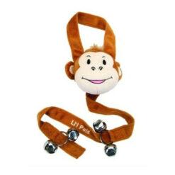 Potty Training Bells - Monkey