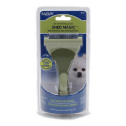 Safari Shed Magic De-Shedding Tool for Dogs