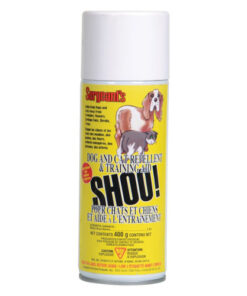 Shoo! Dog and Cat Repellent & Training Aid