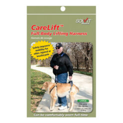 Solvit CareLift Full Front & Back Lifting Aid Mobility Harness