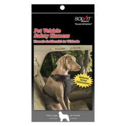 Solvit Pet Vehicle Safety Harness