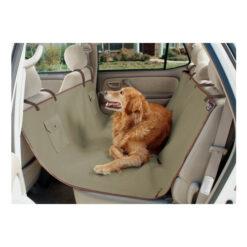 Solvit Waterproof Sta-Put Hammock Seat Cover for Pets