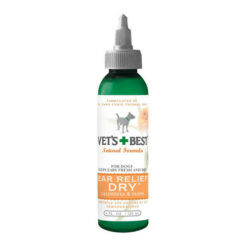 Vet's Best Ear Relief Dry for Dogs