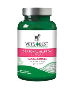 Vet's Best Seasonal Allergy Support Dog Supplement