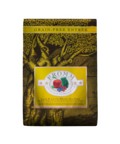 Fromm Four Star Grain Free Lamb & Lentil Dry Dog Food