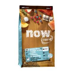 NOW FRESH Grain Free Adult Fish Recipe Dry Cat Food