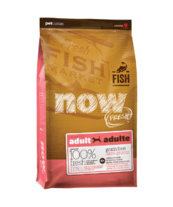 Now Fresh Grain-Free Adult Fish Recipe Dry Dog Food