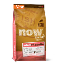 NOW FRESH Grain Free Adult Fish Recipe Dry Dog Food