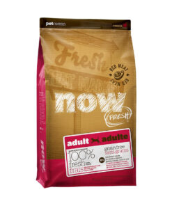 Now Fresh Grain-Free Adult Red Meat Recipe Dry Dog Food