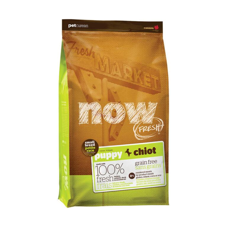 Now Fresh Grain-Free Small Breed Puppy Recipe Dry Dog Food