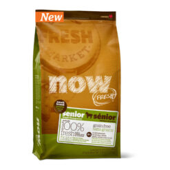 NOW FRESH Grain Free Small Breed Senior Recipe Dry Dog Food