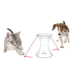 FroliCat Dart Duo Interactive Double Automatic Rotating Laser Pet Toy