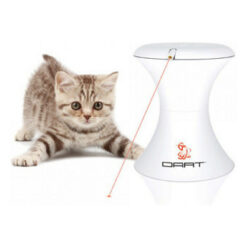 FroliCat Dart Interactive Automatic Rotating Laser Pet Toy