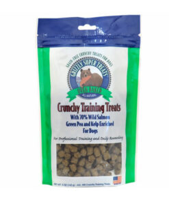Grizzly Crunchy Green Pea & Kelp Training Treats
