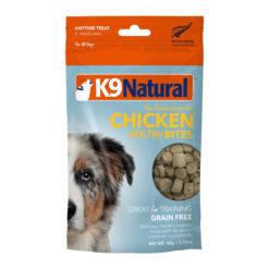 K9 Natural Healthy Bites Chicken Freeze-Dried Dog Treats