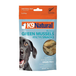 K9 Natural Healthy Snacks Green Mussels Freeze-Dried Dog Treats