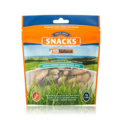 K9 Natural Freeze Dried Green Lipped Mussel Snack Treats