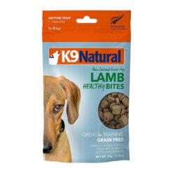 K9 Natural Healthy Bites Lamb Freeze-Dried Dog Treats