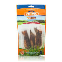 K9 Natural Air Dried Venison hoofer Chew Treats