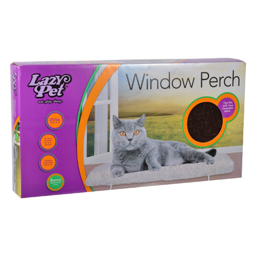 Lazy Pet Deluxe Cat Window Perch