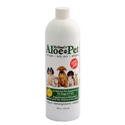 Melissa's Aloe Pet Food Supplement
