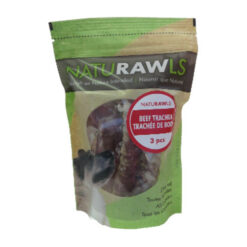 NatuRAWls Beef Trachea Dog Treats