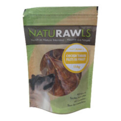 NatuRAWls Chicken Tenders Dog Treats
