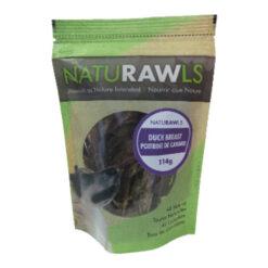 NatuRAWls Duck Breast Dog Treats