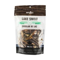 NatuRAWls Dehydrated Lake Smelt Dog Treats