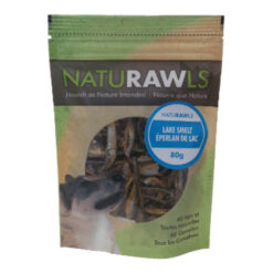 NatuRAWls Lake Smelt Dog Treats